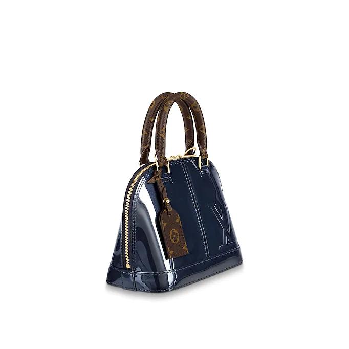 818f600799c9 ALMA MINI Patent Leather Paradiso - Brands Blogger