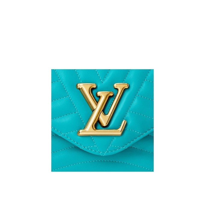 77f1fafe5d9f Louis Vuitton New Wave Chain Bag MM MALIBU GREEN - Brands Blogger