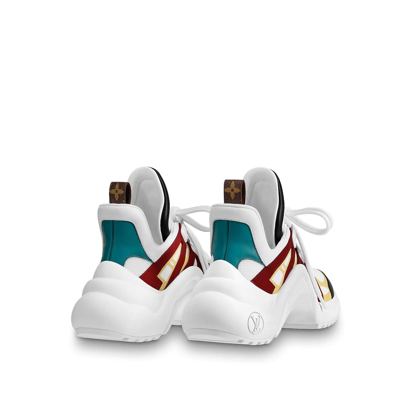 1f9b070f812e LV ARCHLIGHT SNEAKER Terracotta - Brands Blogger