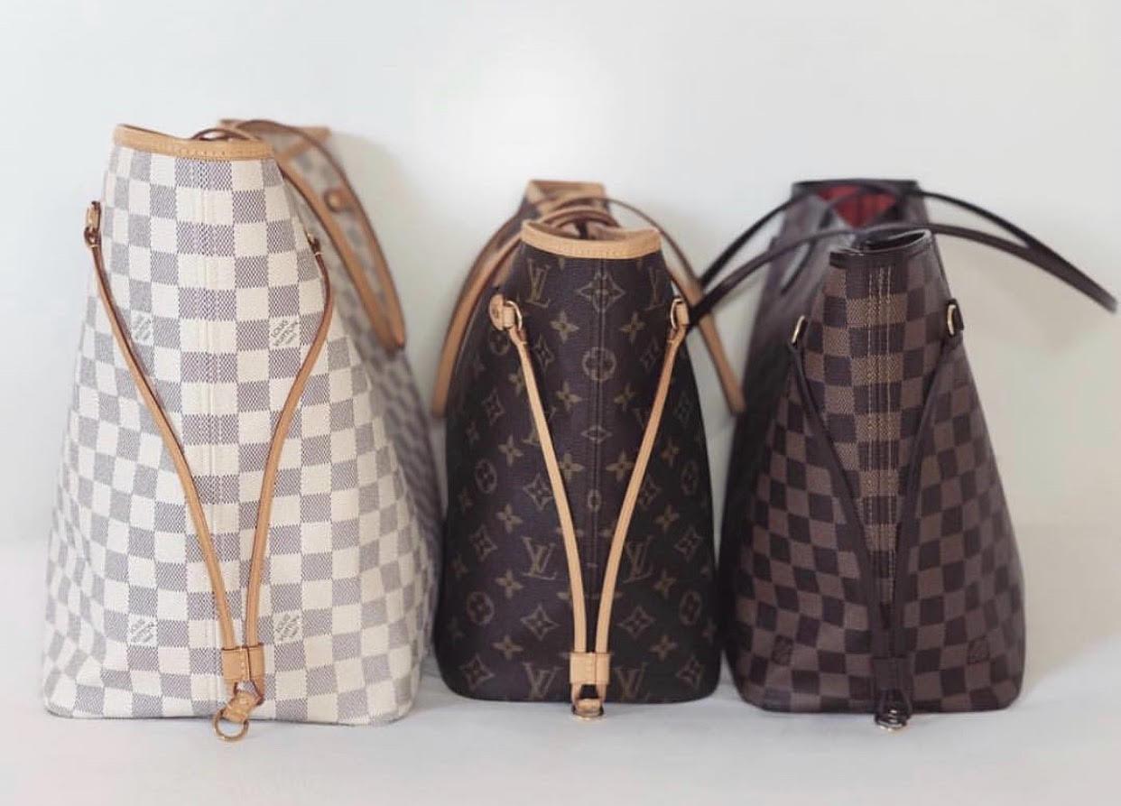 863c7989c6d1 How To Spot A Fake Louis Vuitton Neverfull Bag - Brands Blogger