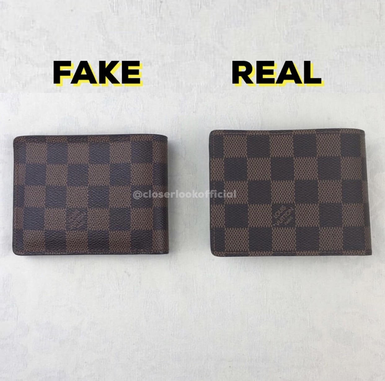 ff9a59869740 How To Spot a Fake Louis Vuitton Multiple Wallet - Brands Blogger