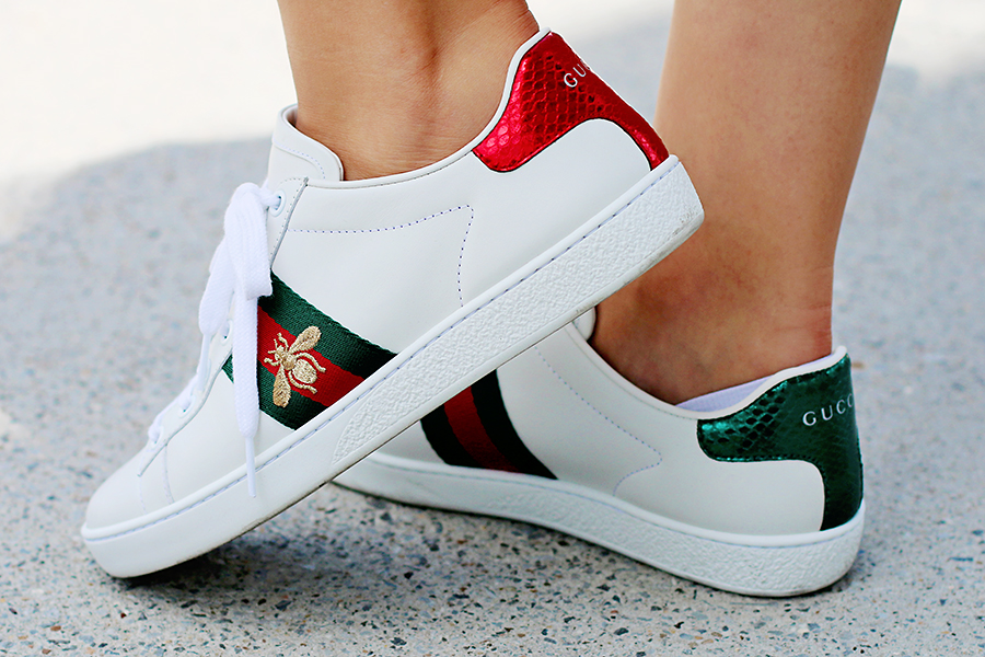 gucci honey bee shoes price